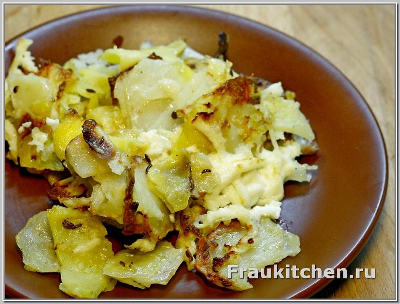 гратен еартофельный