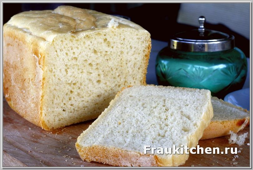 Французский Хлеб из Хлебопечки