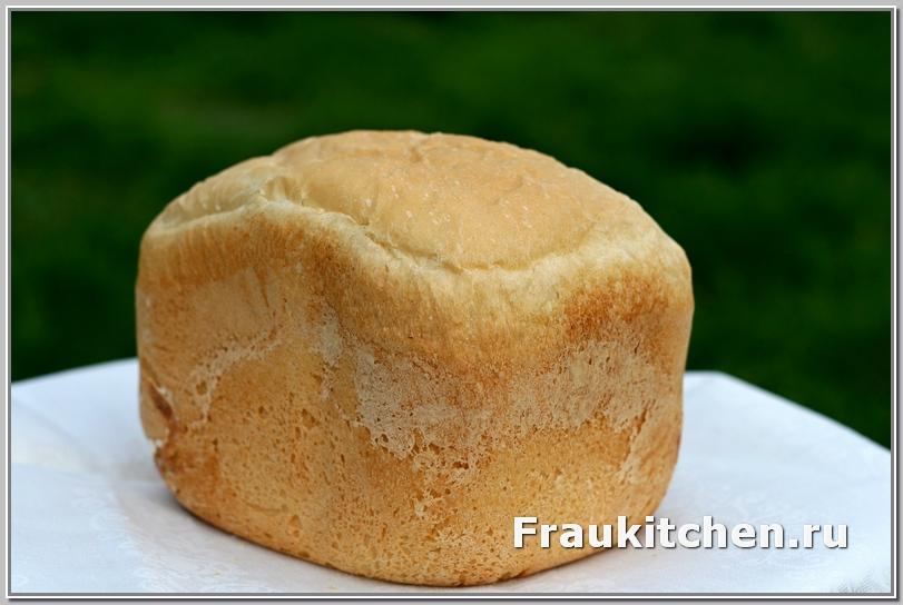 Готовая Буханка Свежего Французского Хлеба