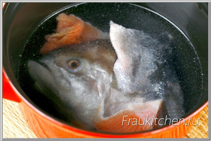 Жабры у любой рыбы удаляются обязательно