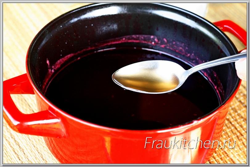 Домашний уксус из смородины- натуральный консервант соуса