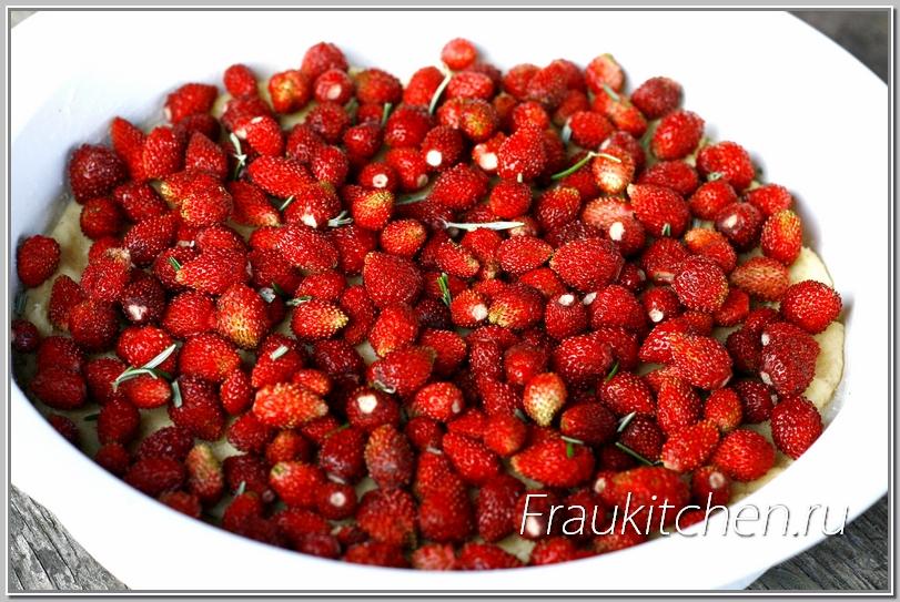 ягоды могут быть и замороженные