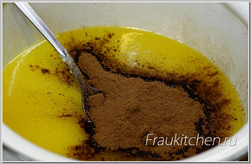 """Лучшее какао для свекольного торта - """"Золотой Ярлык"""""""